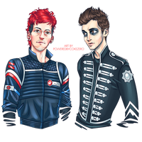 My Chemical Pilots