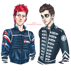 My Chemical Pilots by PoweredByCokeZero