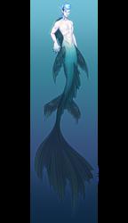 Fish Boy by PoweredByCokeZero