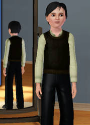 Lucius On The Sims