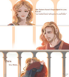 Avenger Endgame Thor by minkyme068