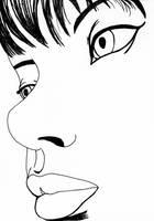 Saya - Blood: The Last Vampire by miserychic