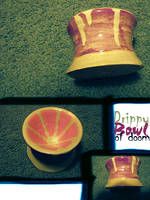 drippy bowl of doom by miserychic