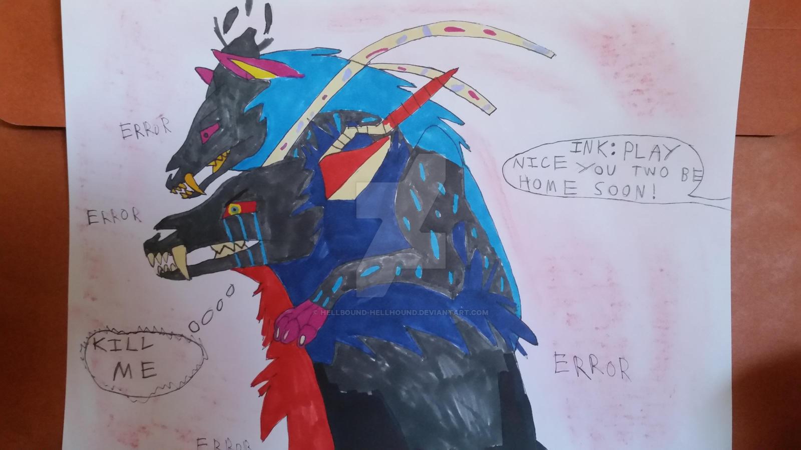 Uncle ERROR by Hellbound-Hellhound