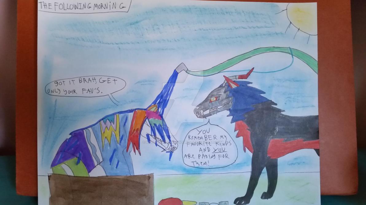 Home Intruder page 7 FINAL by Hellbound-Hellhound