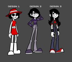 Character Study: Alex