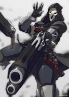 reaper by MitaYoji