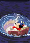 Mickey Mouse Sorcerer