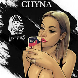 Chyna by TerryAlec