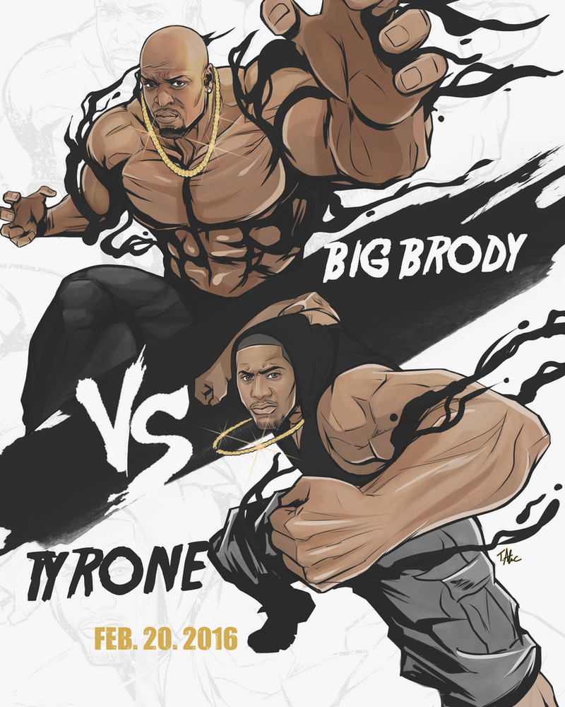 Big brody vs tyrone celebrity tattoos