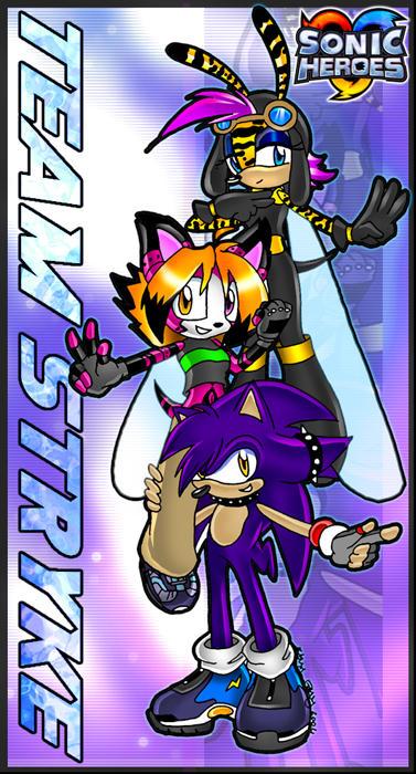 Sonic Hero 2