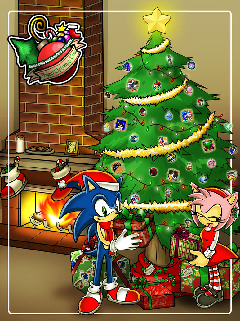 Christmas Tree Project Final by sonic-club