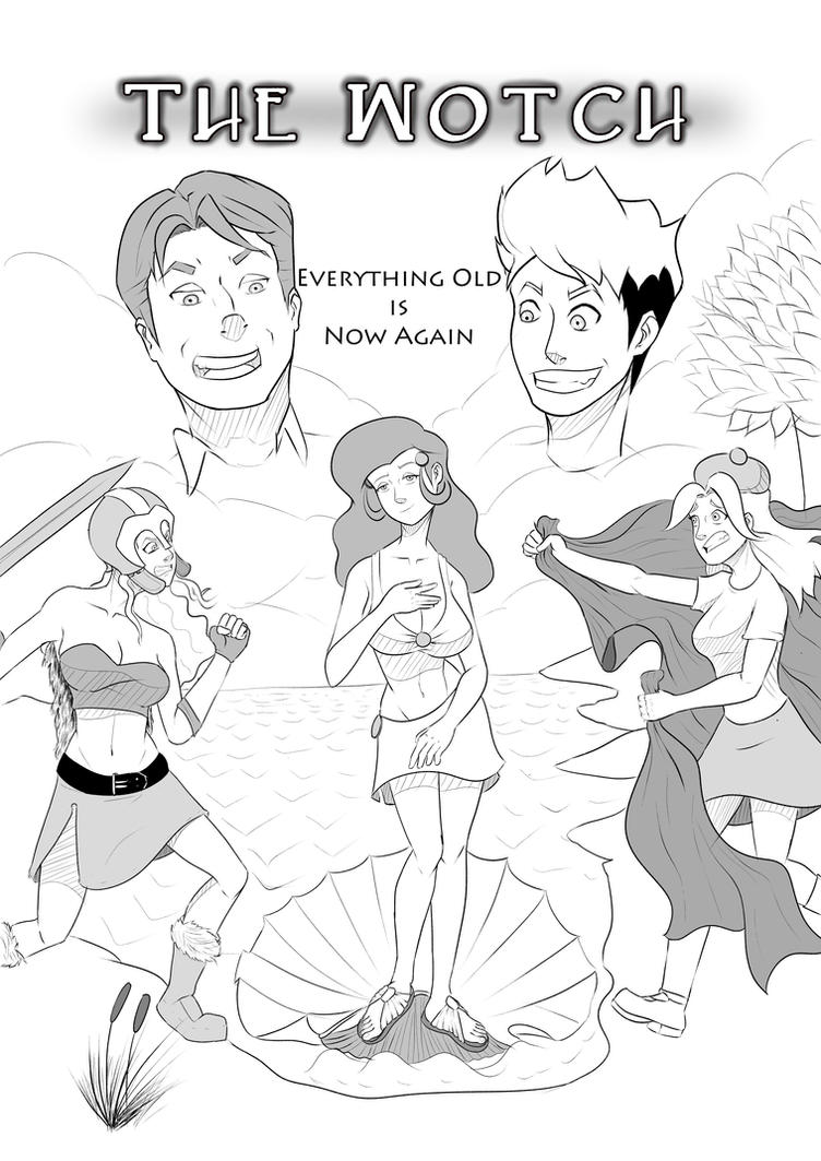 The Wotch: Everything Old is Now Again Fan Art by Jakal63
