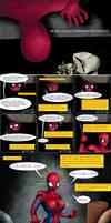 Spider-Man TG: Black Widow Interrogation Mode