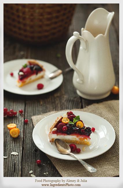 Fruit Tart by Studioxil