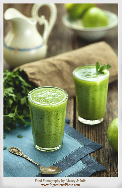 Green Smoothie by Studioxil