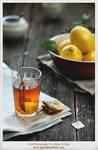 Tea with Lemon by Studioxil