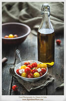 Cherry Tomatoes by Studioxil