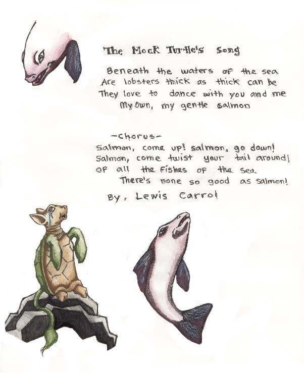 The Mock Turtle's Song
