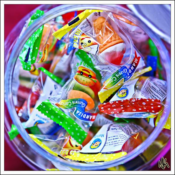 Gummi Candy Mix by ieatSTARS