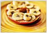 Cinnamon Peanut Butter Banana