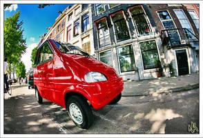 Toy Car by ieatSTARS