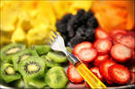 Super fruit by ieatSTARS