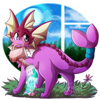 [Contest] .:Dream Gardener:. by XRed-moon