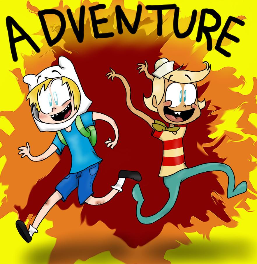 adventure by mariatamayothewierdo