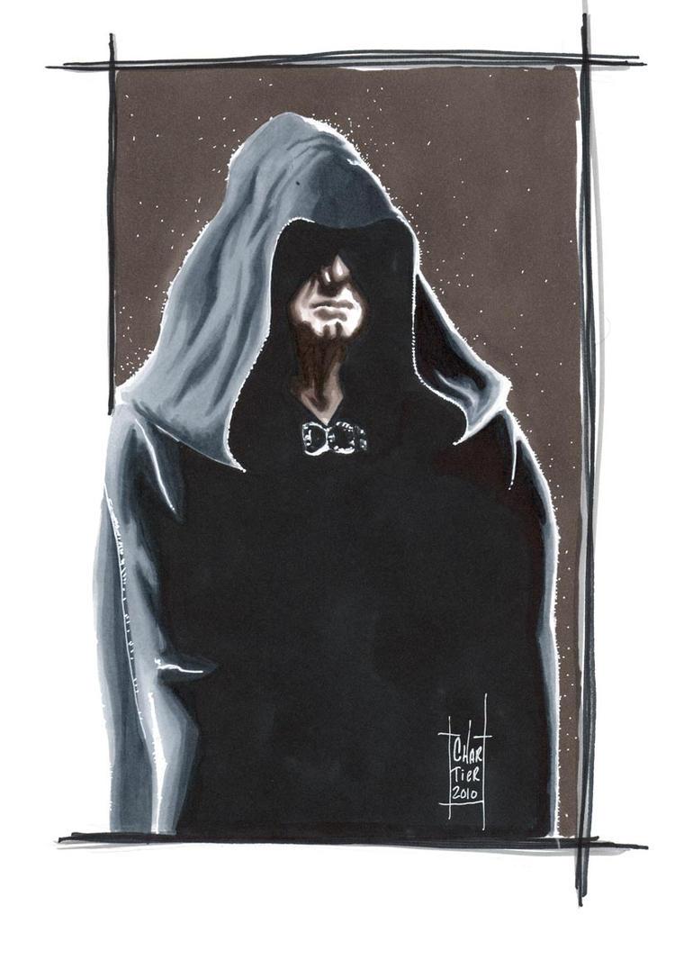 Darth Sidious by idirt