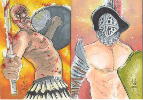 Gladiator samples