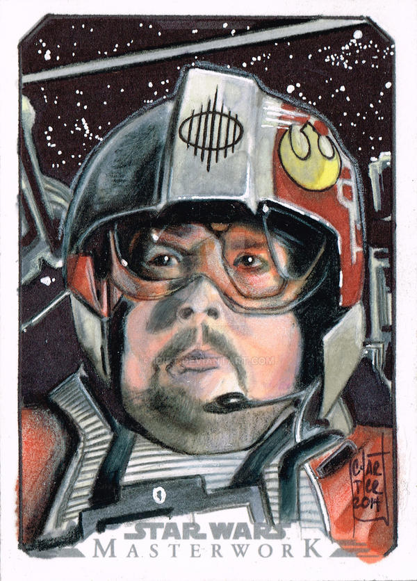 Star Wars Masterworks 2015 by idirt