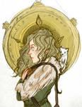 Lyra Silvertongue [Colored]