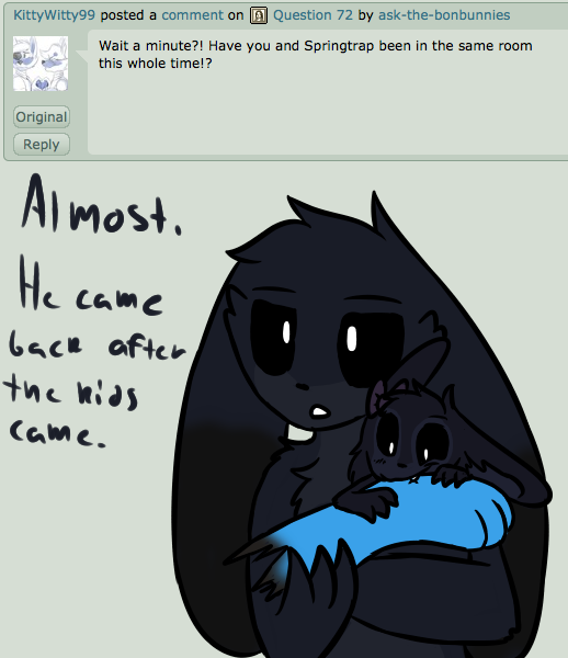 Question 77 By Ask The Bonbunnies On Deviantart