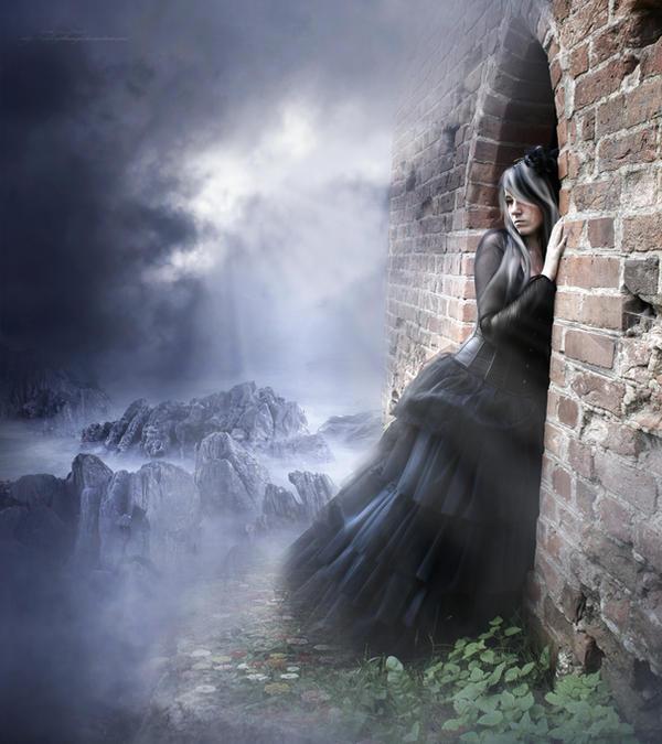 .:Afraid to Fall:. by Aelathen