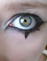 Deeper - eye stock. by Aelathen