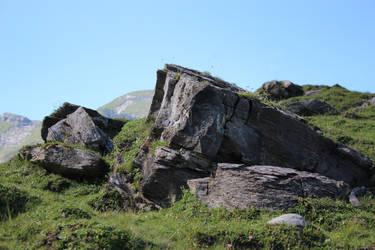 Free Rock Stone Stock by Aelathen