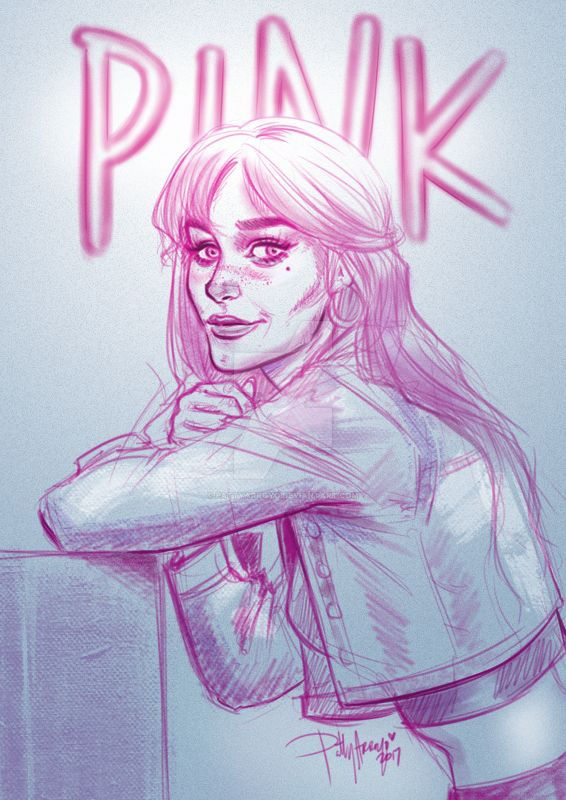 Pink by pattyarroyo