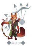RPG Class - Archer