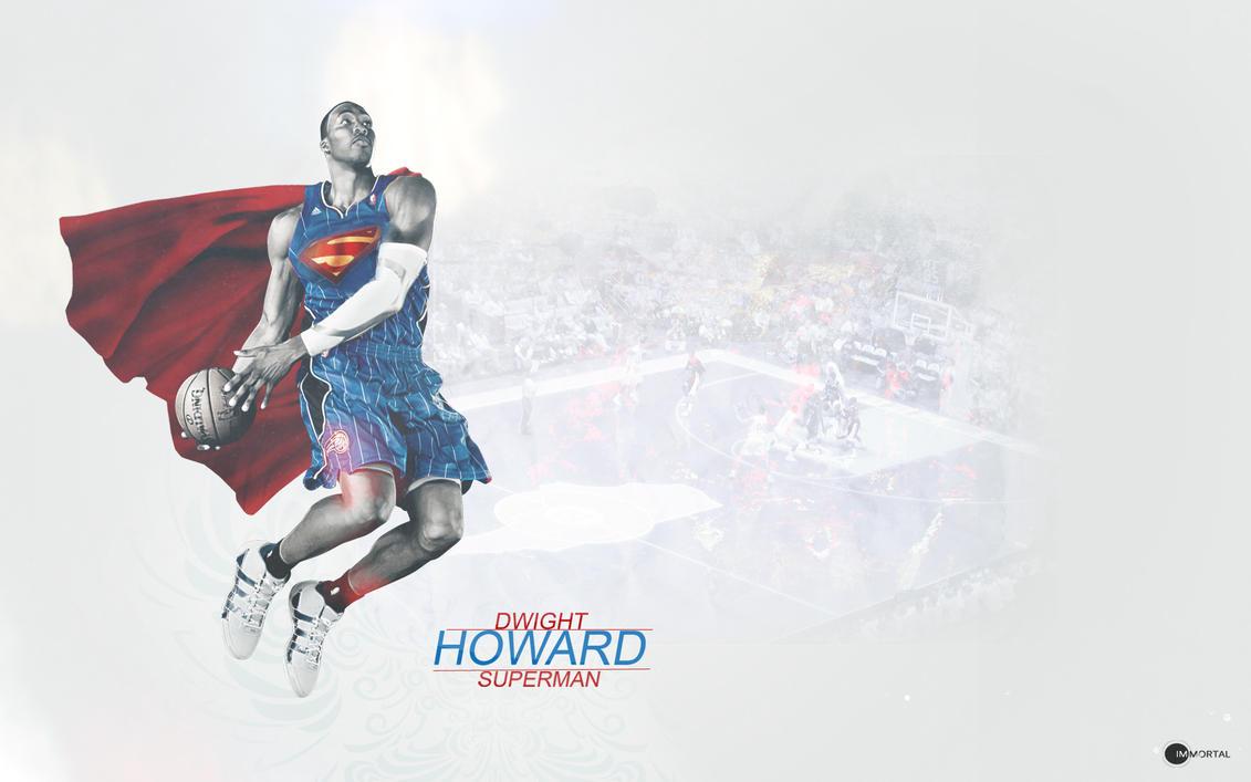 dwight superman howard wallpaper by andrewimmortal on