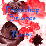 Photoshop Rose Brushes - set 1