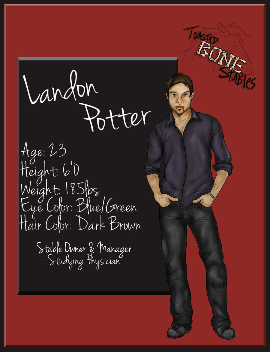 TBS Landon Potter - Reference by s1088
