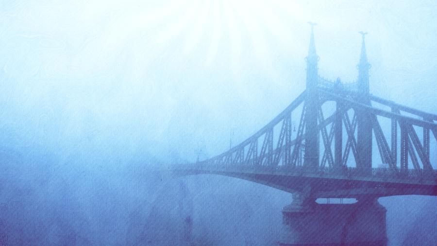 Bridge Wallpaper by eternalrabbit