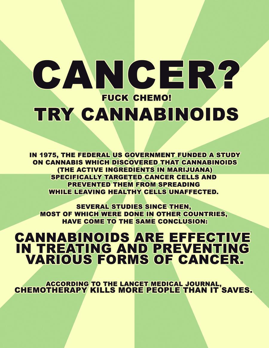 Cancer Cannabinoids by eternalrabbit