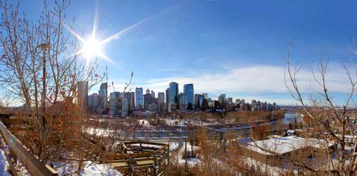 Calgary Panorama