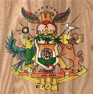 Rasaya's Coat of Arms