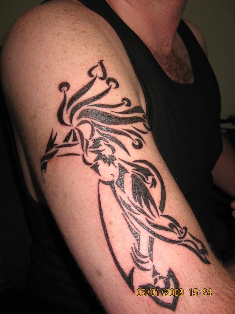 Shiva Tribal Tattoo by phrack50 on DeviantArt