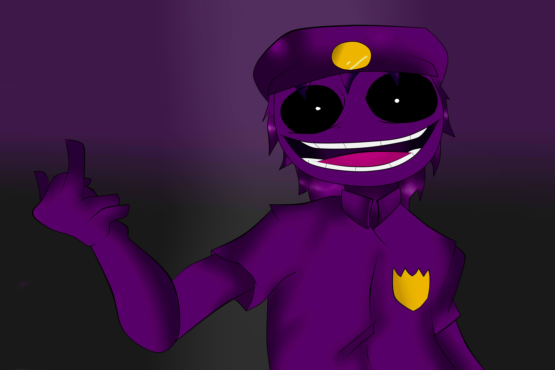 Purple Guy Five Night S At Freddy S Fimfiction