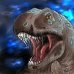 a Dinosaur