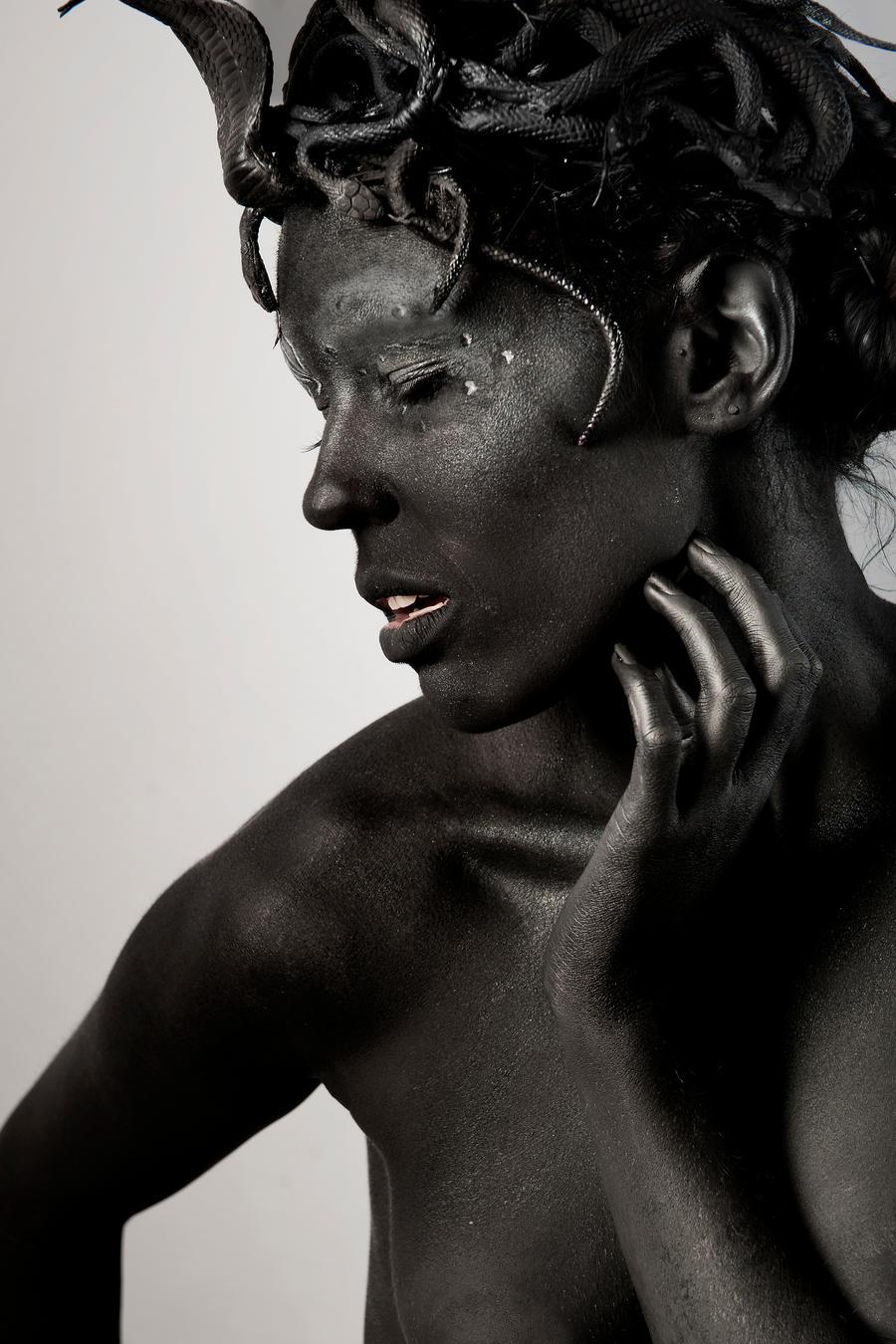 Miss Megan Medusa by EldieseMUA
